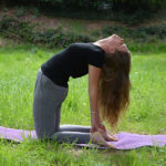 posture du chameau hatha yoga